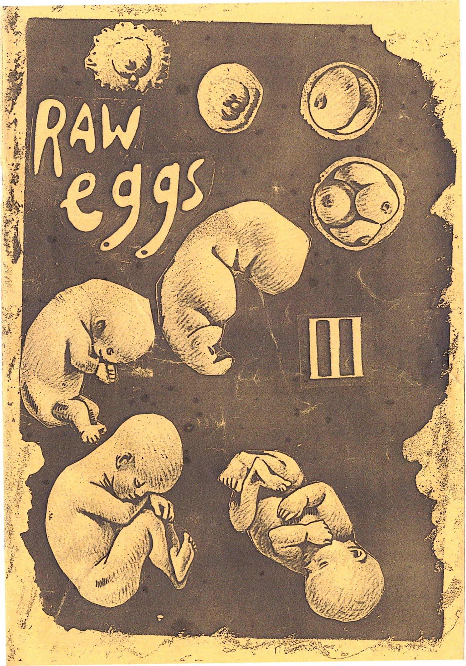 Image of RAW EGGS III