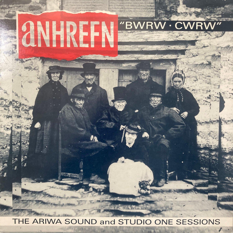 Image of Anhrefn - Bwrw Cwrw