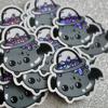 Brewbat Glitter Sticker