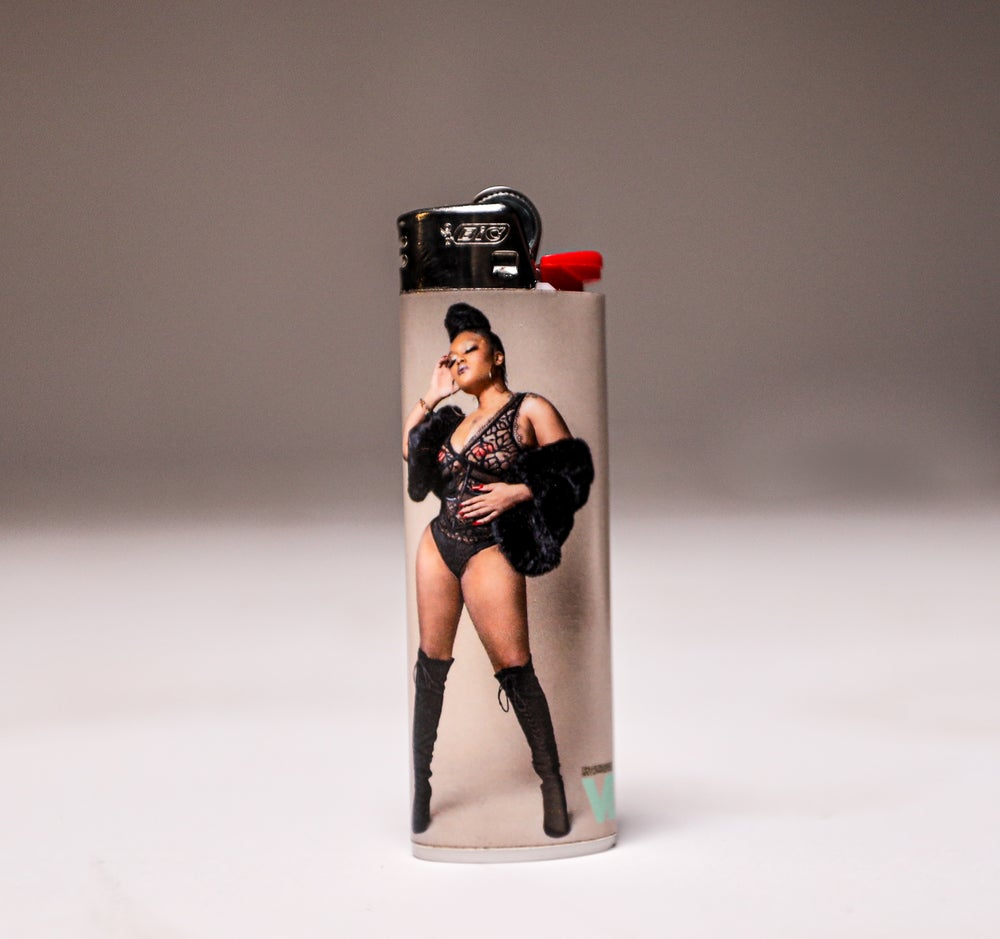 """Image of Limited Edition """"So Fire"""" Lighter"""