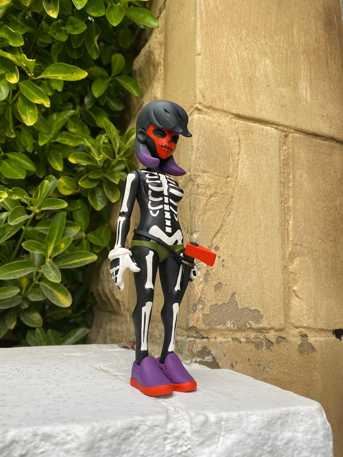 Image of Hallows Eve MATSUK2.0. Resin Art Toy