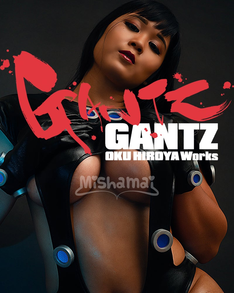 "Image of Lewd Reika (8""x10"" Signed Print) from Gantz"