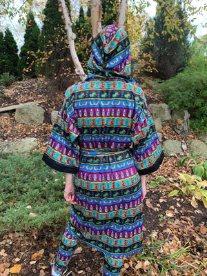 Completely Bonkers - Witches Brew Colored Kimono (LE 30)
