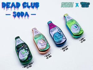 Completely Bonkers - Mini Dead Club Sodas