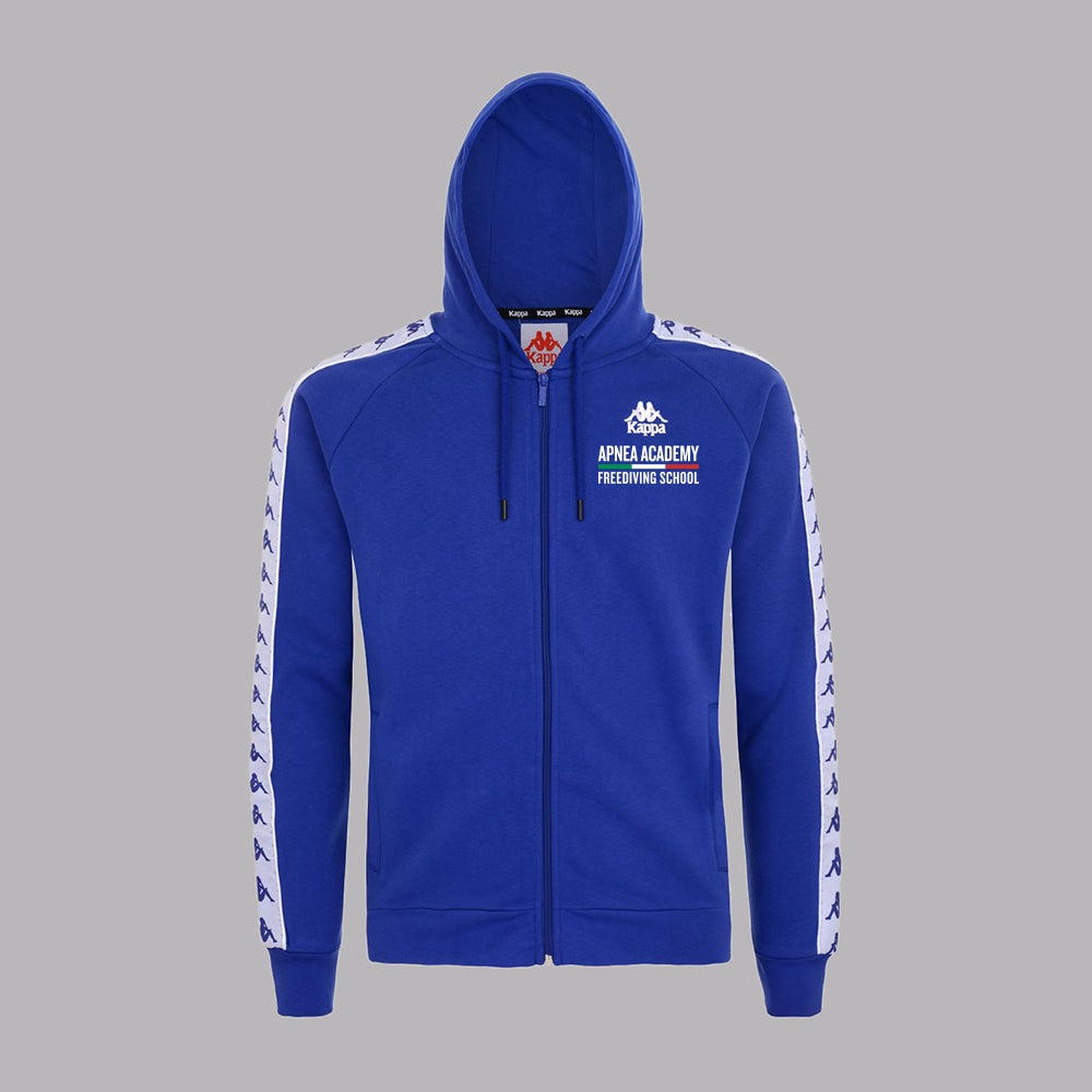 MEN'S KAPPA AUTHENTIC ZIPPED HOOD LIMITED EDITION