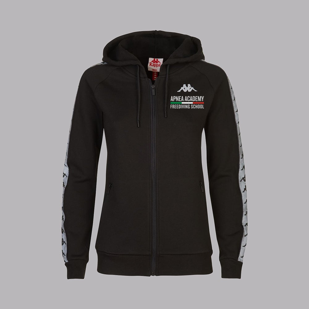 WOMEN'S KAPPA AUTHENTIC ZIPPED HOOD LIMITED EDITION