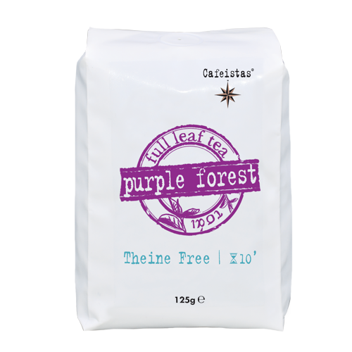 Image of purple forest - theine free
