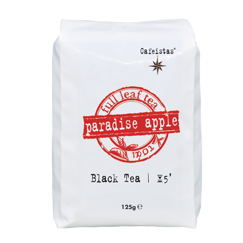 Image of paradise apple - black tea