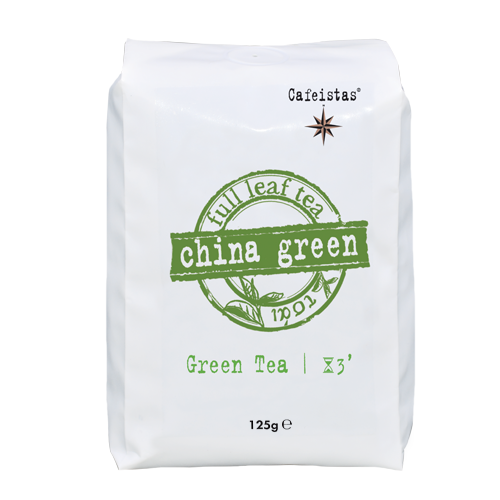 Image of china gunpowder - green tea