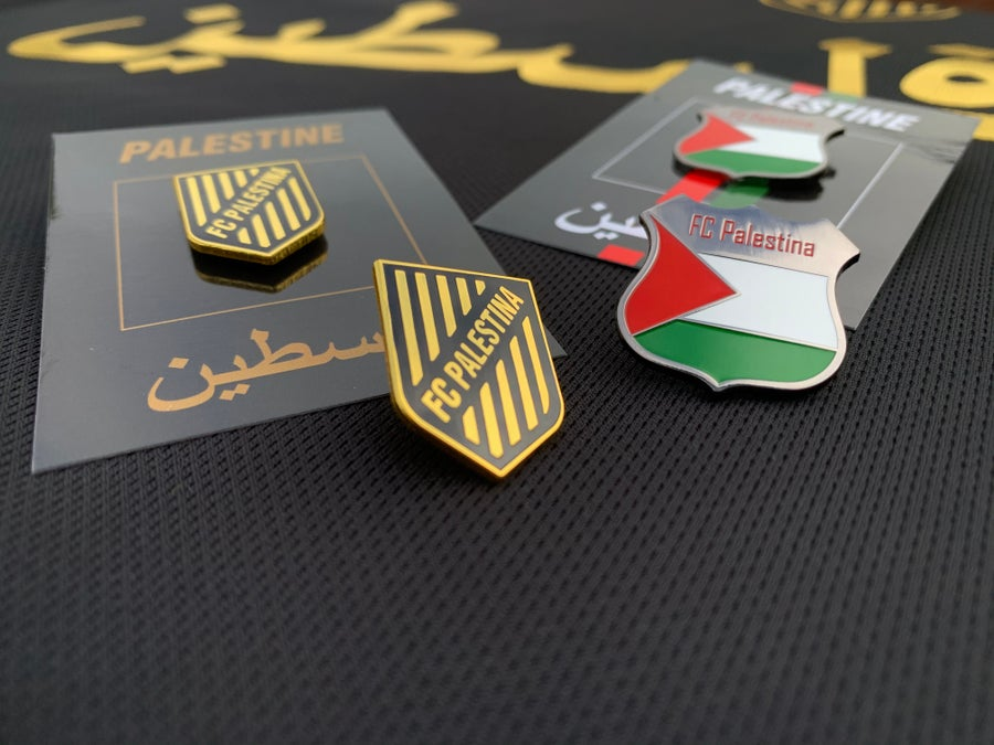 Image of Palestine Lapel Pins