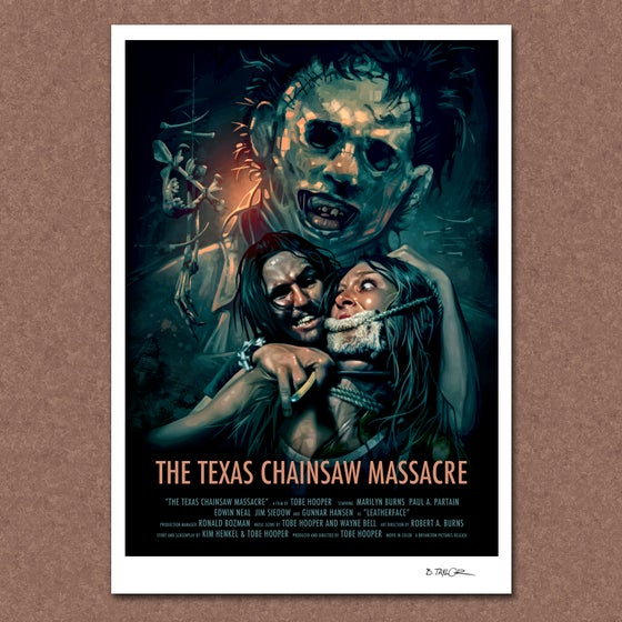 Image of Texas Chainsaw Massacre Poster