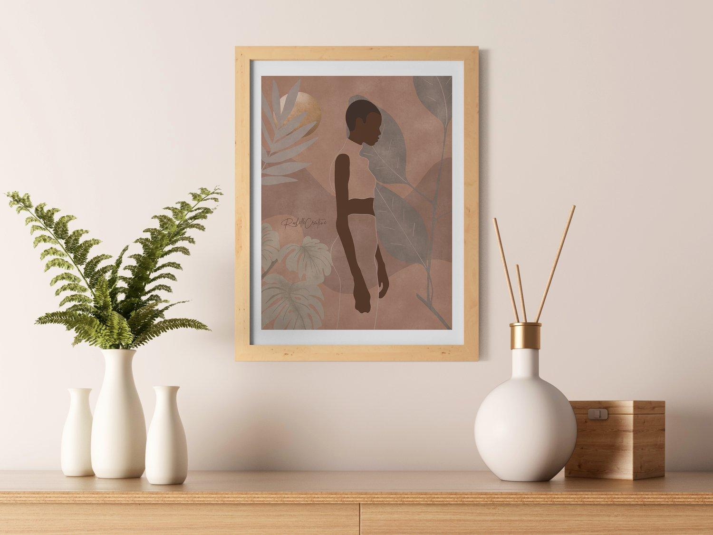 Image of Midnight Art Print