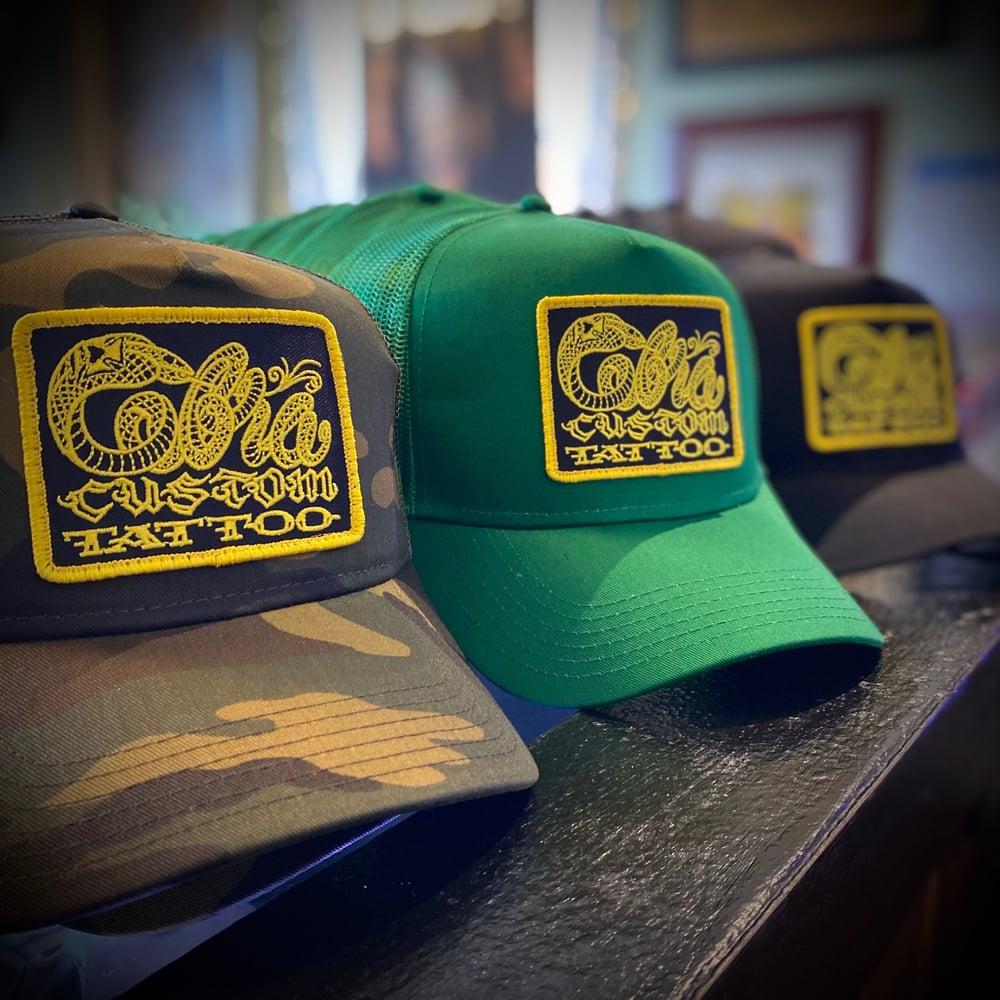 Image of Cobra Mesh Hat