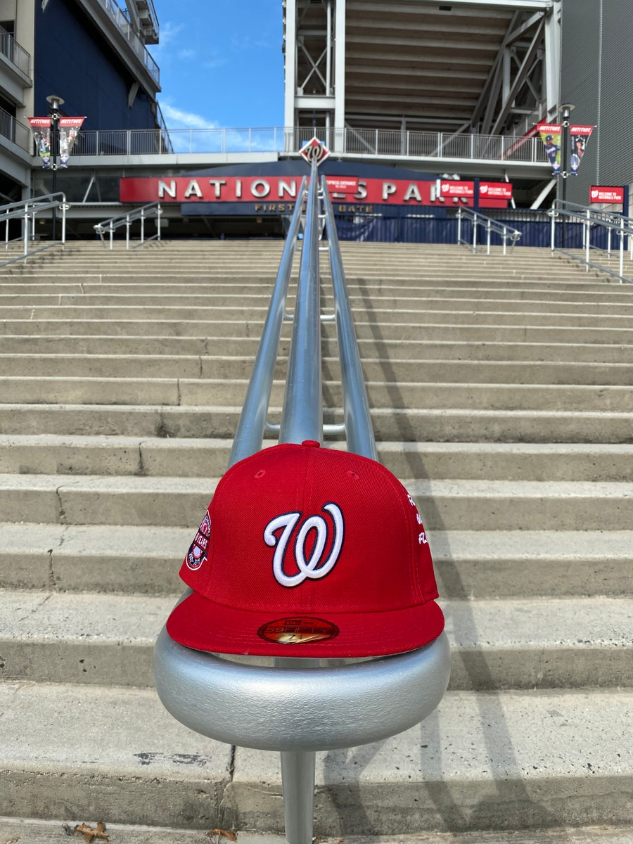 Image of NATIONALS  ALL RED THE SAVIOR 5950