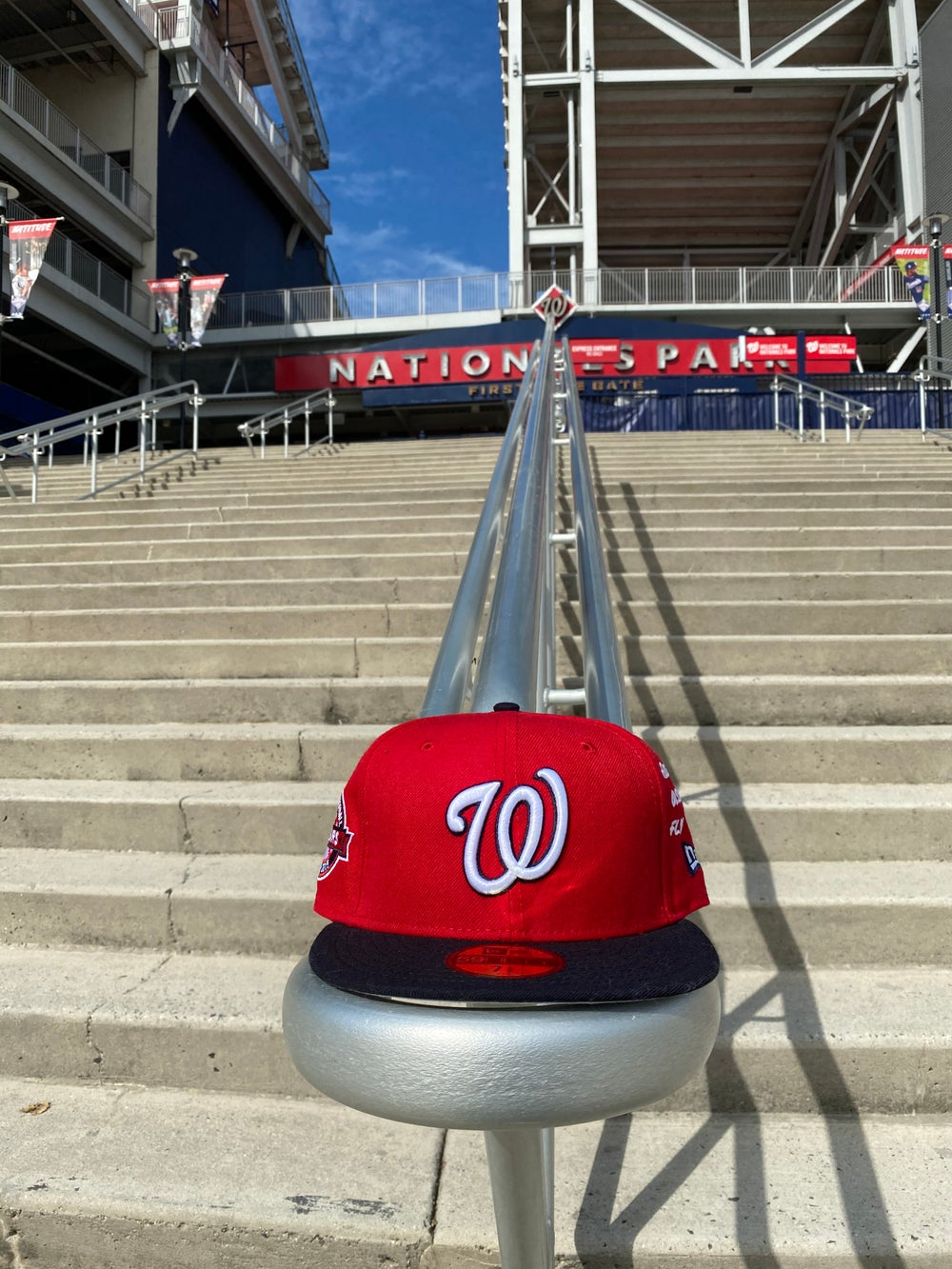 Image of NATIONALS TWO TONE THE SAVIOR 5950
