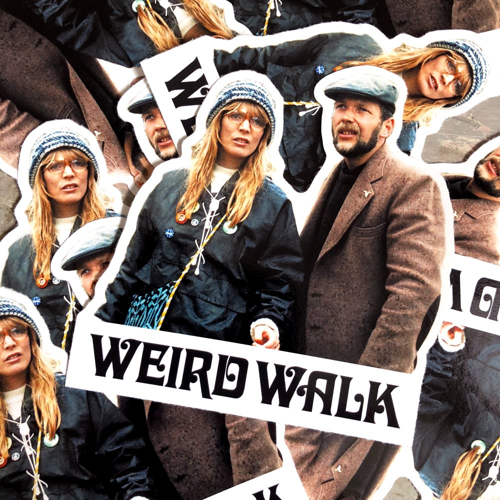 Image of Weird Walk NUTS Sticker Pack