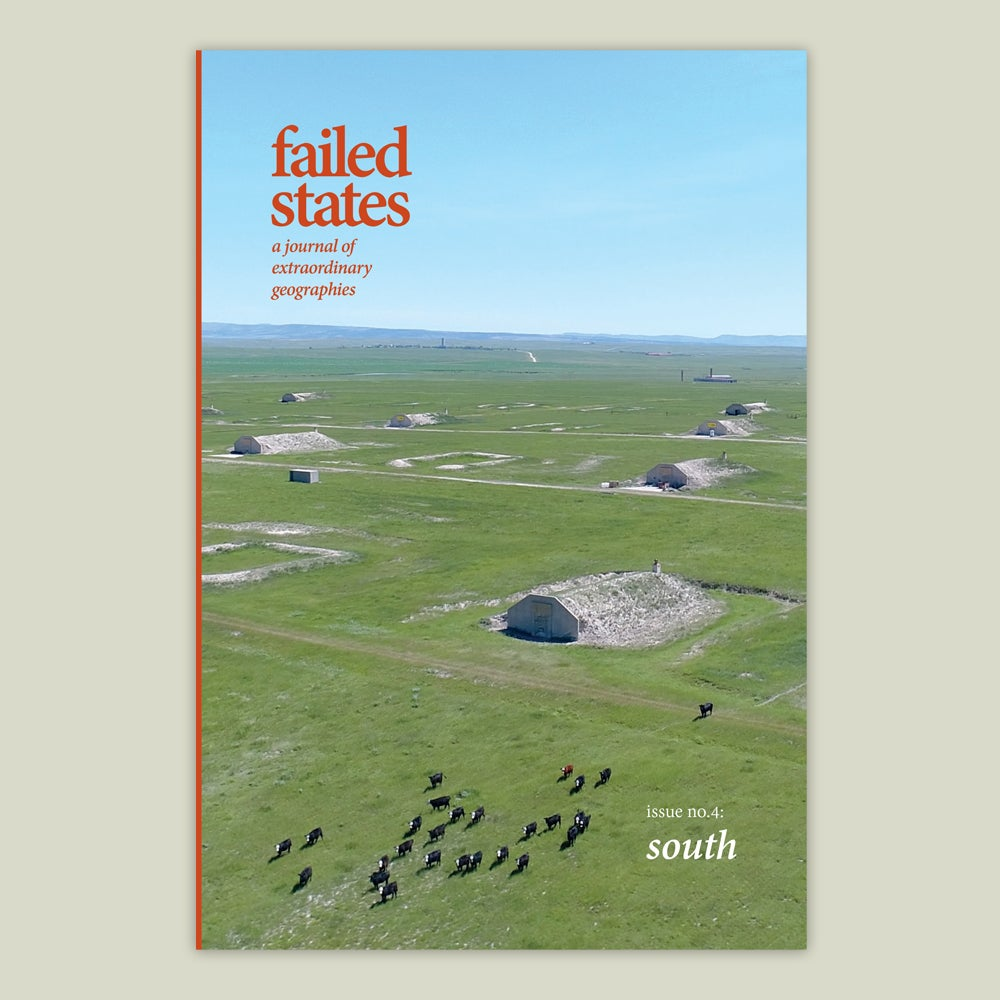 Image of Failed States issue no.4: south PRE-ORDER