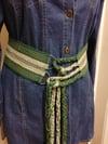Handvävt bälte / Handwoven belt
