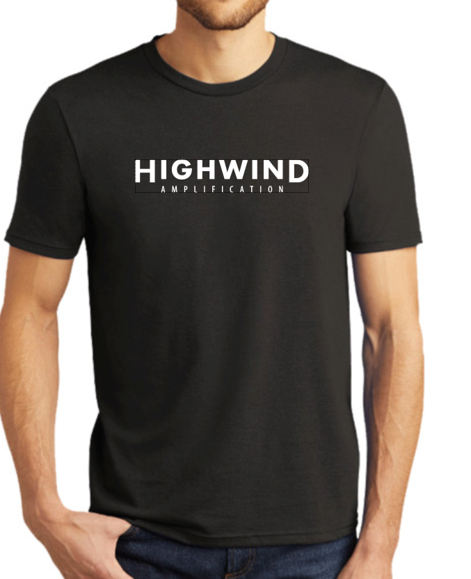 Image of Highwind Amplification T Shirt