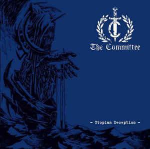 """Image of The Committee  – """"Utopian Deception"""" LP"""