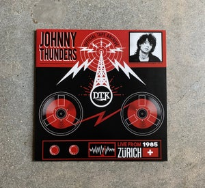 Image of JOHNNY THUNDERS LP