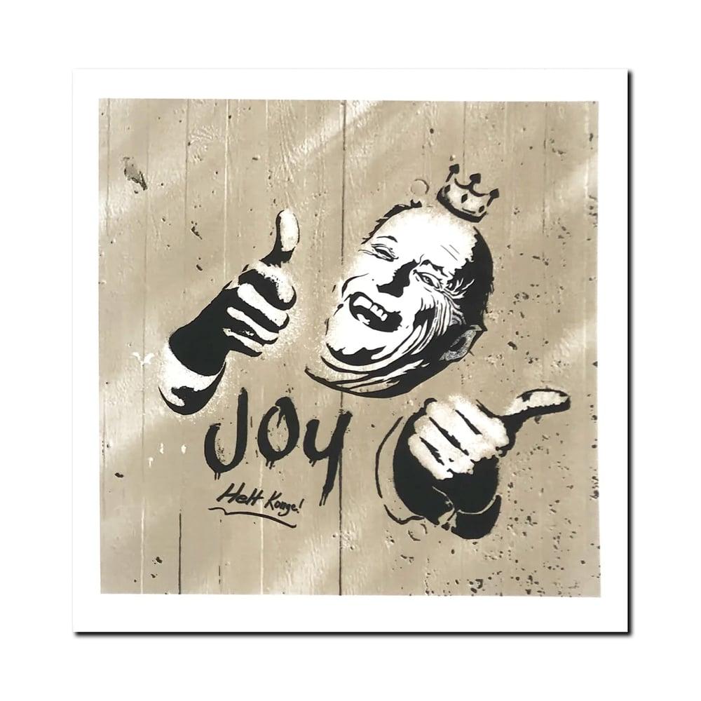 Image of JOY - Helt Konge