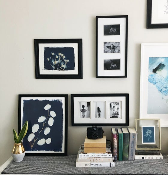 Image of Custom Commissioned Cyanotype Prints
