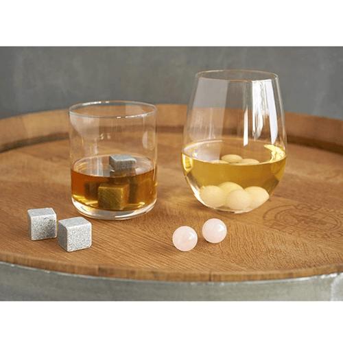 Image of Rose Quartz Wine Gems