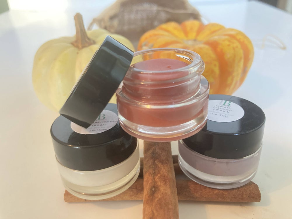 Image of Hot Apple Cider Lip Balm