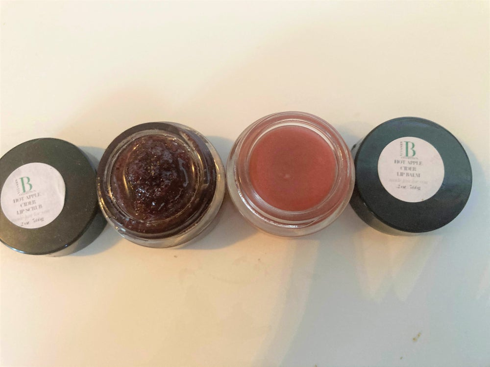 Image of Lip Scrub - Lip Balm Duo