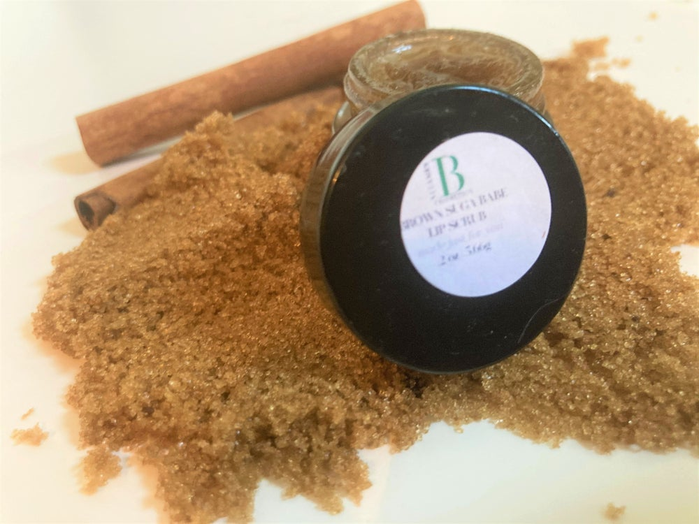 Image of Lip Scrub - Brown Suga Babe