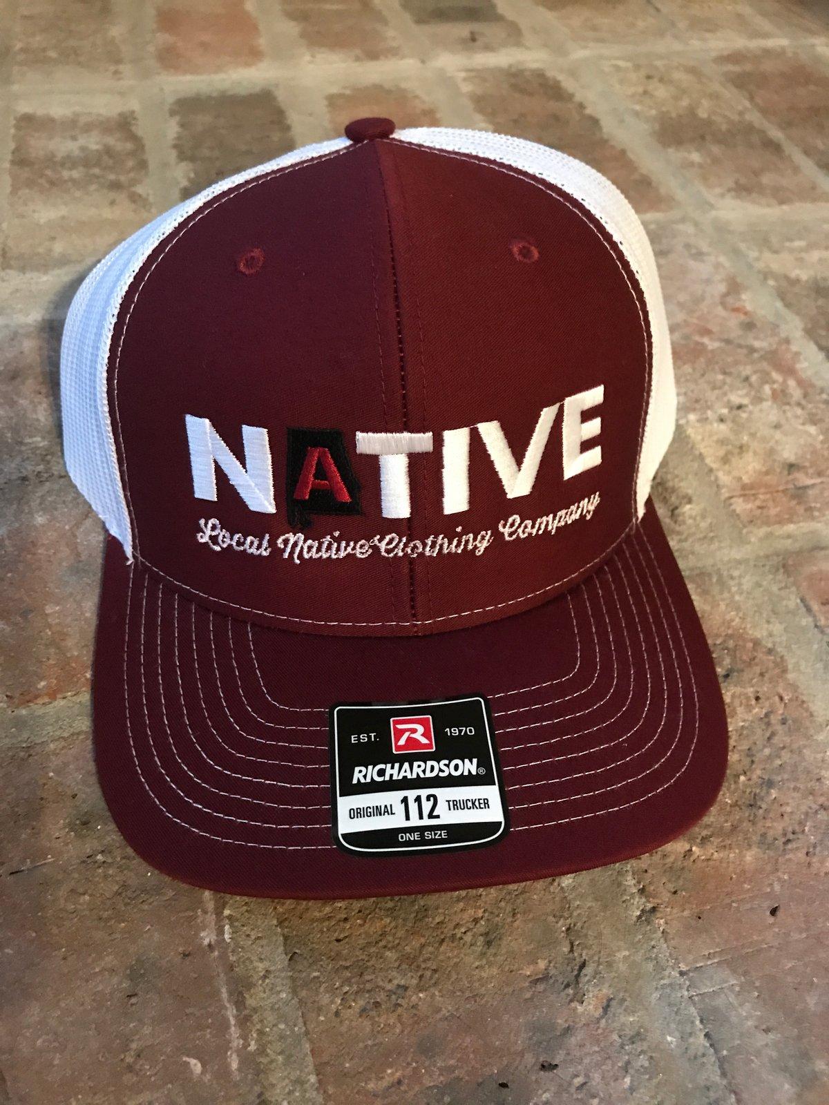 Image of Alabama Native Trucker Hat