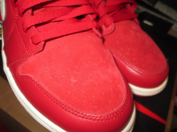 "Air Jordan I (1) Retro High OG ""Gym Red/Sail"" *PRE-OWNED* - SIZE11ONLY - BY 23PENNY"