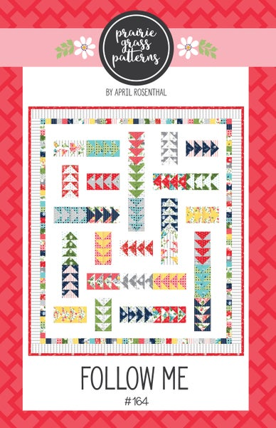 Image of Follow Me Paper Quilt Pattern