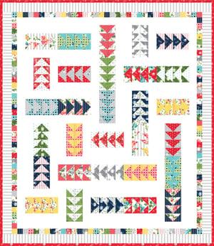 Image of Follow Me PDF Quilt Pattern