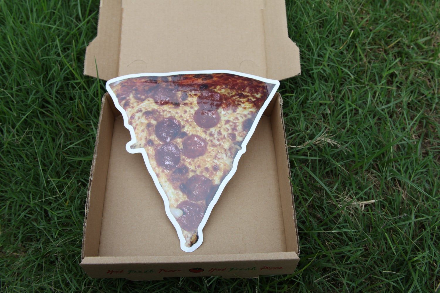 Image of Giant Slice Sticker