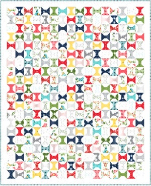 Image of Sunday Best Paper Quilt Pattern