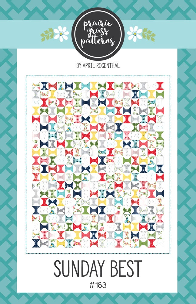 Image of Sunday Best PDF Quilt Pattern