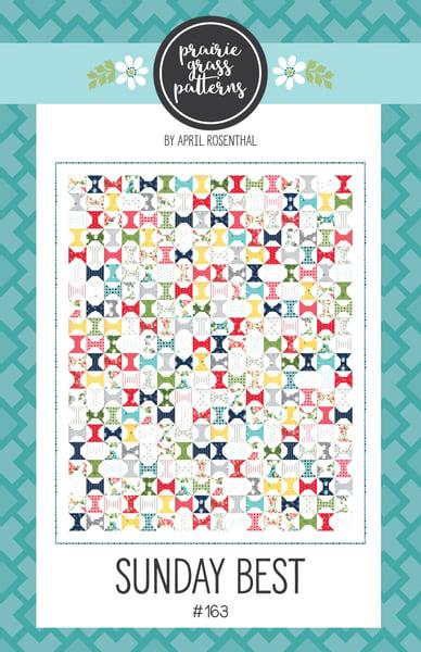 Image of Sunday Best PDF Quilt Pattern