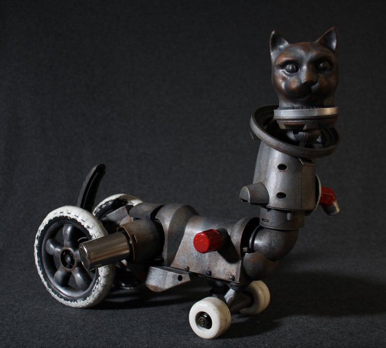 Image of CatBot 2020