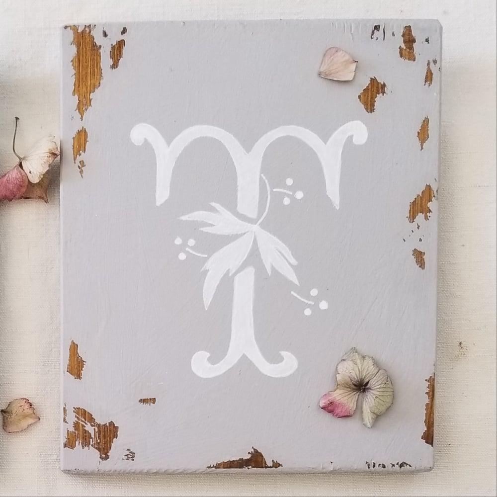Image of P R S T - Monogram Boards