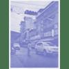 Taipei in Blue Print