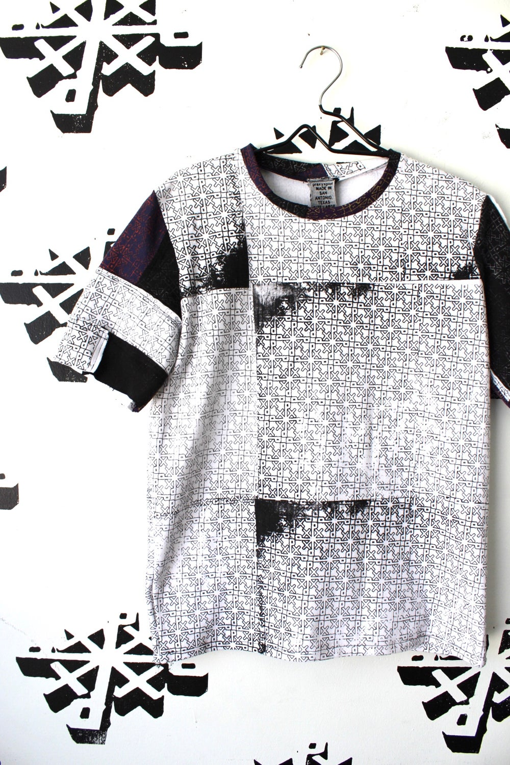 we really all over cut and sew tee