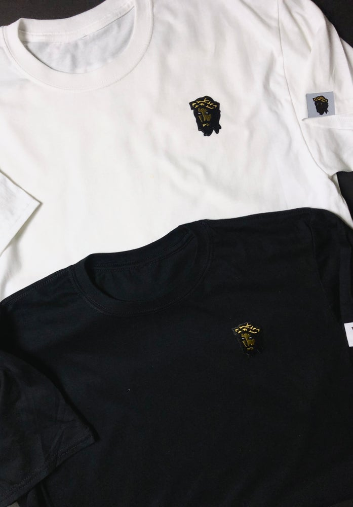 Image of 2 Pack GIGPS Embroidered Logo Tees