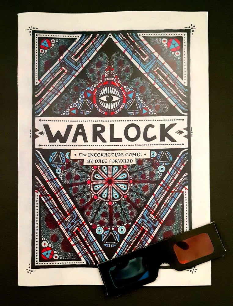 Image of WARLOCK The Interactive Comic