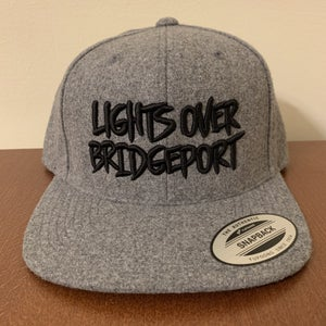 Image of LOB NDH Snapback - Gray [Super Limited!]