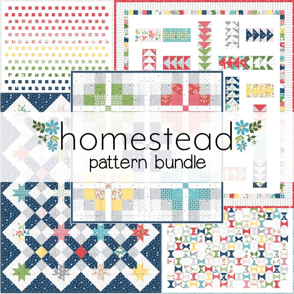 Image of Homestead Pattern Bundle