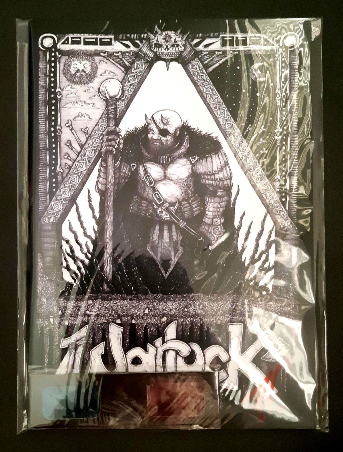 Image of LIMITED EDITION Warlock the Interactive Comic