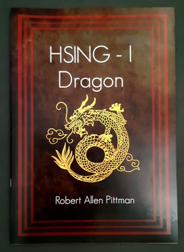 Image of HSING-I Dragon