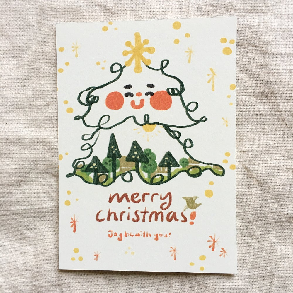 Image of Christmas Special: A Joyful Forest Christmas Card